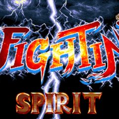INTERVISTA A MASSIMILIANO CALAMAI: Come nacque Fightin' Spirit per AMIGA?