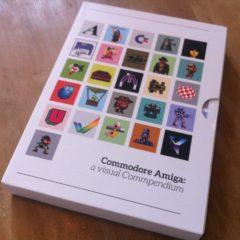 LIBRO – COMMODORE AMIGA: A VISUAL COMMPENDIUM – Sam Dyer