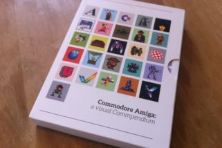 LIBRO – COMMODORE AMIGA: A VISUAL COMMPENDIUM – Sam Dyer