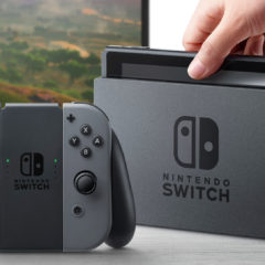 NINTENDO SWITCH DISPONIBILE IN ITALIA!