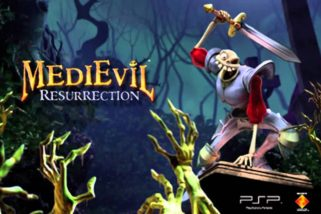 MEDIEVIL RESURRECTION – Sony PSP (2005)