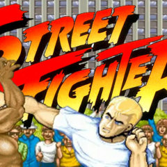 STREET FIGHTER  – Coin Op (1987)