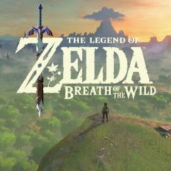 THE LEGEND OF ZELDA – BREATH OF THE WILD – Nintendo WiiU/Switch (2016)