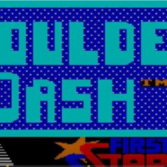 BOULDER DASH – All Versions (1984)