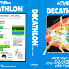 DECATHLON – Atari 2600 (1983)