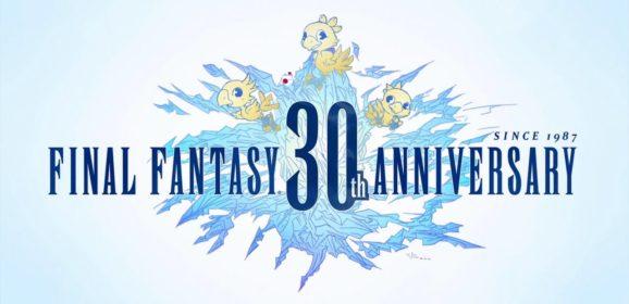 Final Fantasy compie 30 anni!