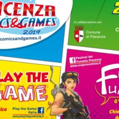 EVENTO – Piacenza Comics & Games 2019