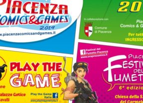 EVENTO – Piacenza Comics & Games 2019