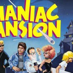MANIAC MANSION – Commodore 64 (1987)