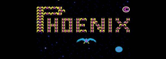 PHOENIX – Atari 2600 (1982)