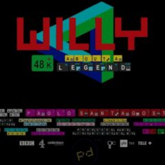 INTERVISTA A PAOLO SANTAGOSTINO – WILLY, amarcord a 8-bit